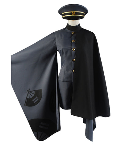 Vocaloid 2 Senbonzakura's Brother Kagamine Rin/Len Military Uniform Cosplay Costume