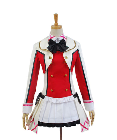 LoveLive! Honoka K Saka Uniform Dress Cosplay Costume