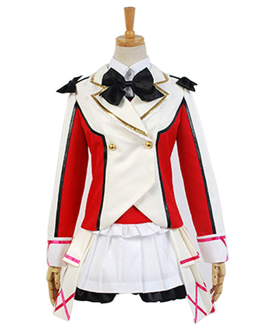LoveLive! School Idol Project Maki Nishikino Cosplay Dress Costume Uniform