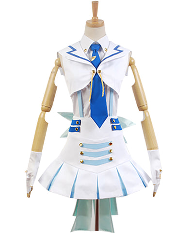 LoveLive! Wonderful Rush Eli Ayase Dress Cosplay Costume