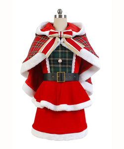 LoveLive! Maki Nishikino Christmas Uniform Cosplay Costume
