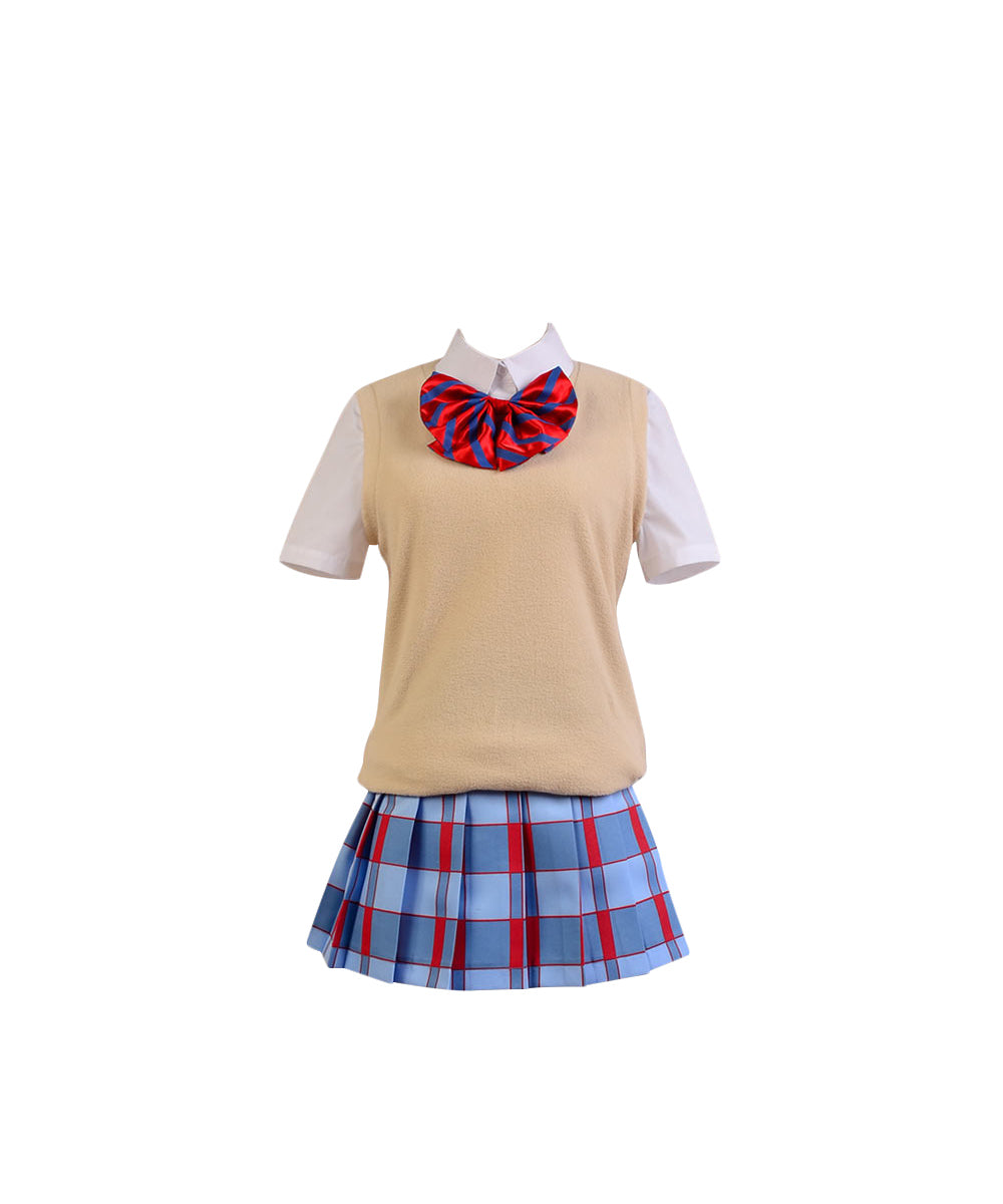 LoveLive! UR Cards Honoka Kousaka Cosplay Costume
