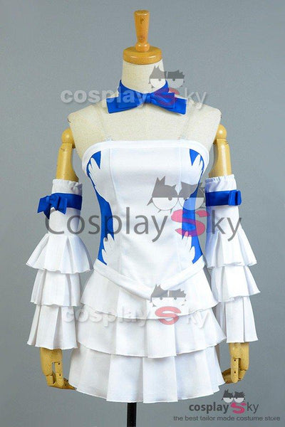 Fairy Tail Lucy Heartfillia Cosplay Costume