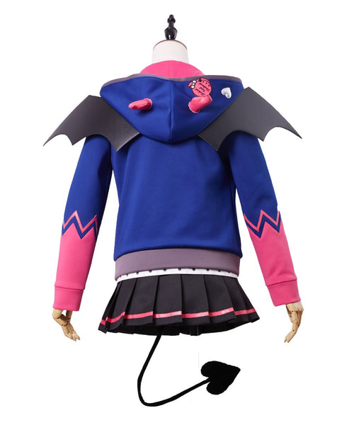 Love Live!  New UR Nico Yazawa Little Devil Uniform Halloween Cosplay Costume