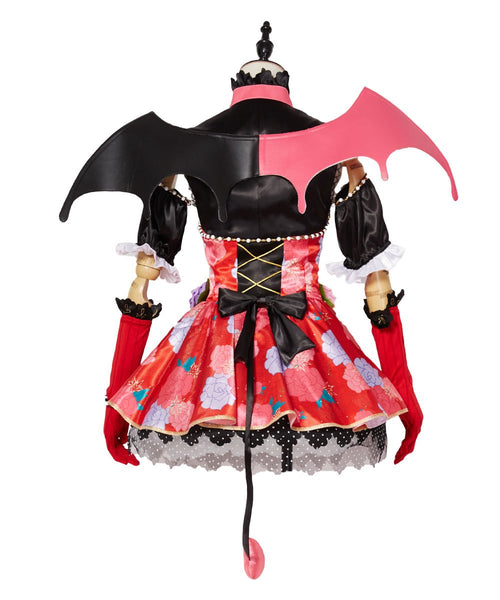Love Live! New SR Honoka Kousaka Little Devil Transformed Uniform Halloween Cosplay Costume