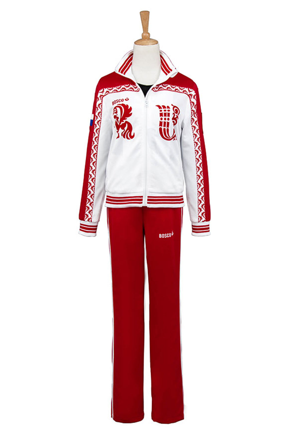 Victor Viktor Nikiforov Costume Yuri on Ice Viktor Nikiforov Uniform Cosplay Costume