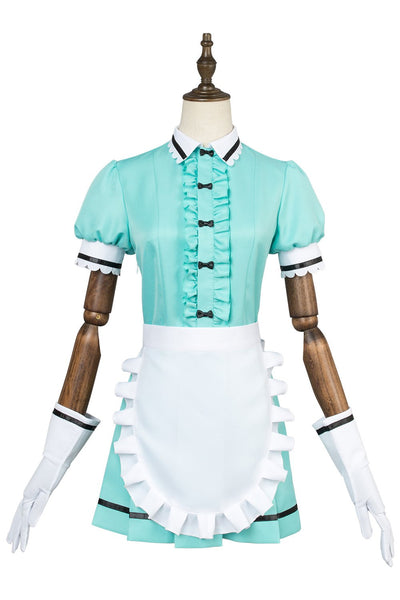 Anime Blend-S Hideri Kanzaki Maid Dress Cosplay Costume