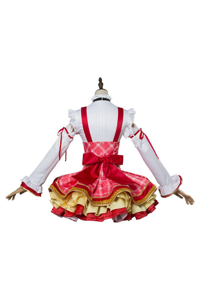 Love Live! Sunshine!! Nico Yazawa Bouquet Uniform Dress Cosplay