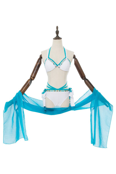 Love Live! Sunshine!! Kanan Matsuura G's Magazine Swimsuit Cosplay Costume