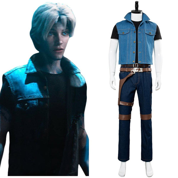 2018 Movie Ready Player One Wade Watts Parzival Outfit Cosplay Costume