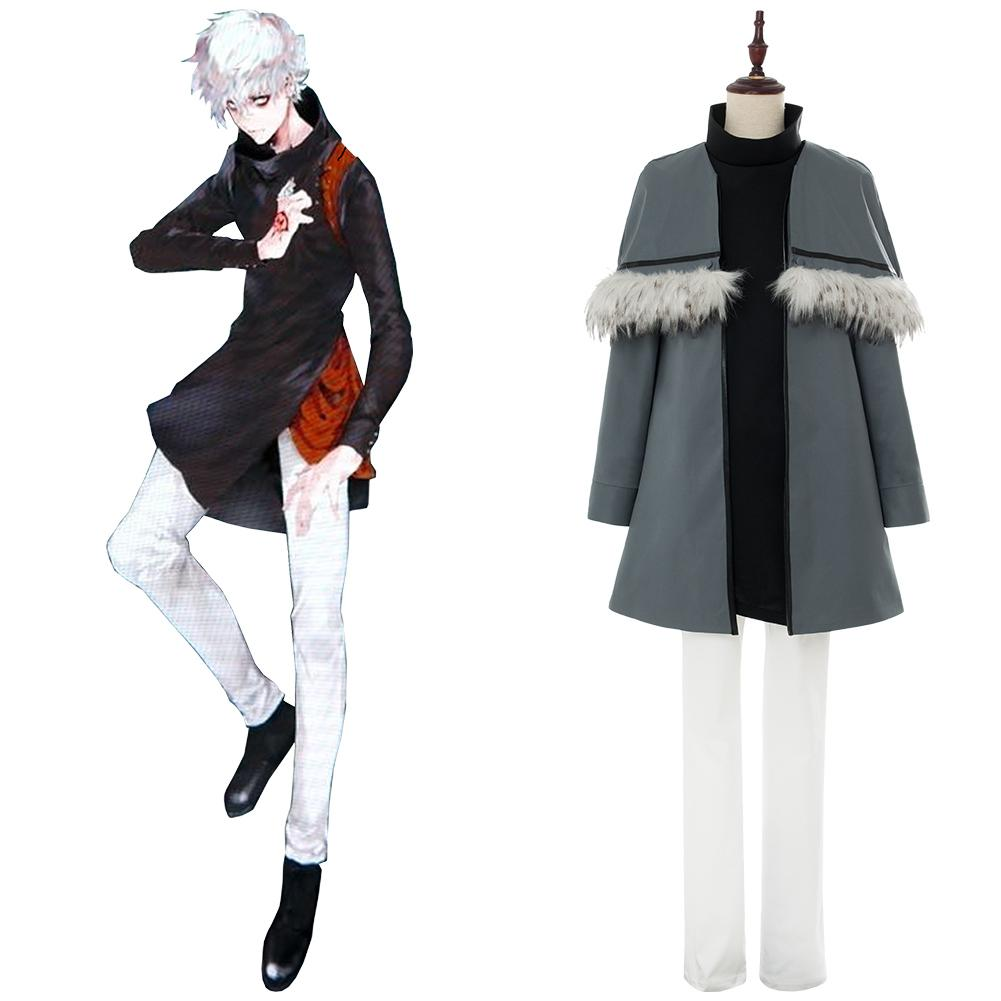 Fate Grand Order Cosmos in the lostbelt Kadoc Zemlupus Suit Cosplay Costume