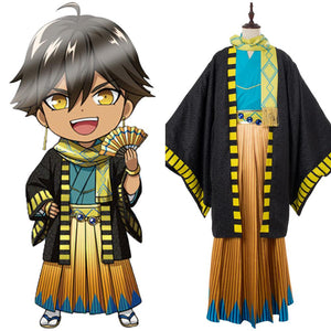 Fate/Grand Order FGO Ozymandias Ramesses â…?Kimono Cosplay Costume