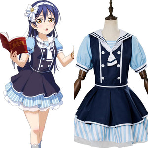 LoveLive SSR Pirate Ver Sonoda Umi Cosplay Costume