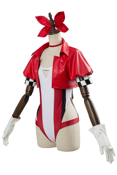Fate/EXTELLA EXTRA Saber Nero Claudius Cosplay Costume Racing Outfit
