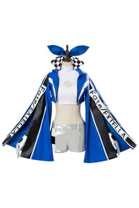 Fate/EXTELLA EXTRA Racing Tamamo no Mae Outfit Cosplay Costume