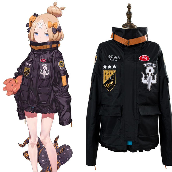 Fate/Grand Order Abigail Williams Cosplay Costume FGO Third anniversary Outfit