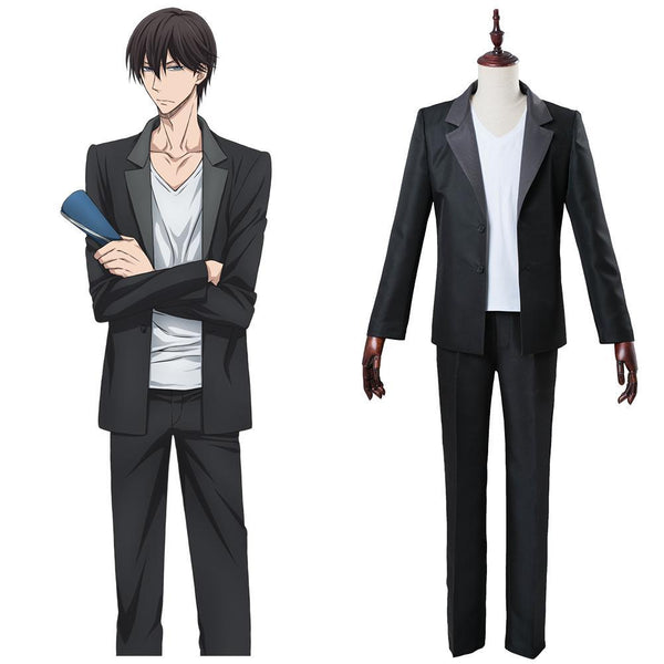 The Most Huggable Man Has Threatened Me Takato Saijyo Cosplay Costume