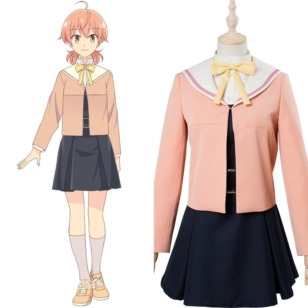 Bloom Into You Yuu Koito Cosplay Costume Girls School Uniform