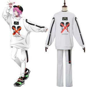 DRB Division Rap Battle The Dirty Dawg RAMUDA AMEMURA Cosplay Costume