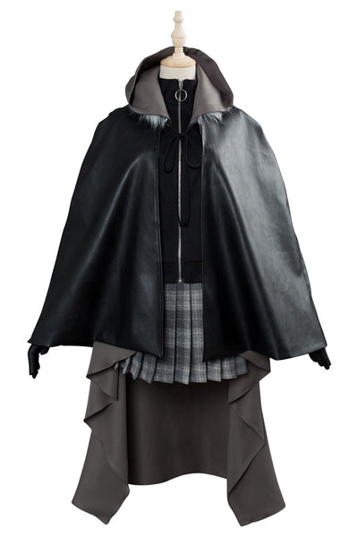 Lord El-Melloi II Case Files Gray Outfit Cosplay Costume