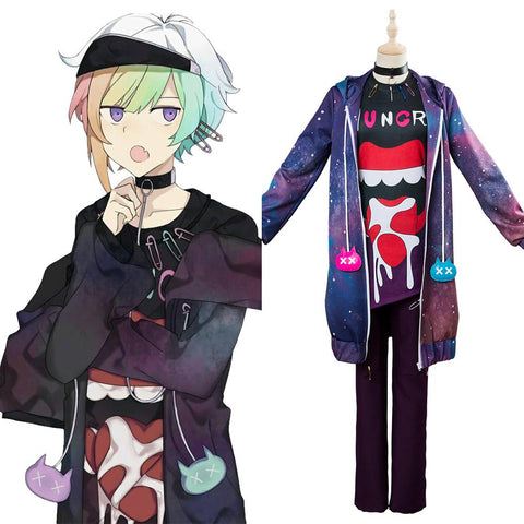STUDIO WASABI The Wolf Game Cosplay Costume
