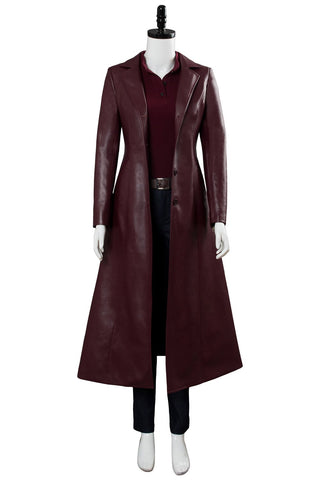 X-Men: Dark Phoenix Jean Grey Trench Coat Cosplay Costume
