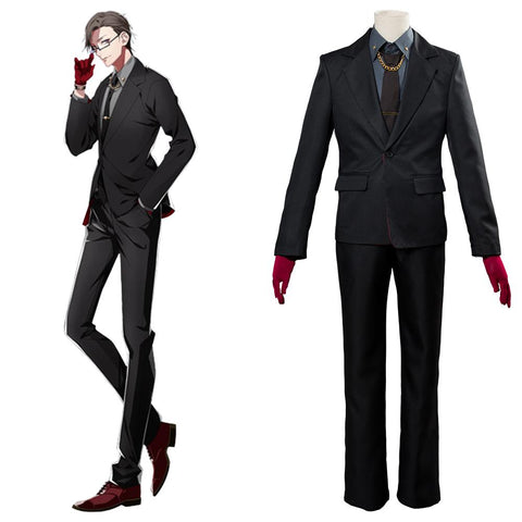 Division Rap Battle Jyuto Iruma Cosplay Costume