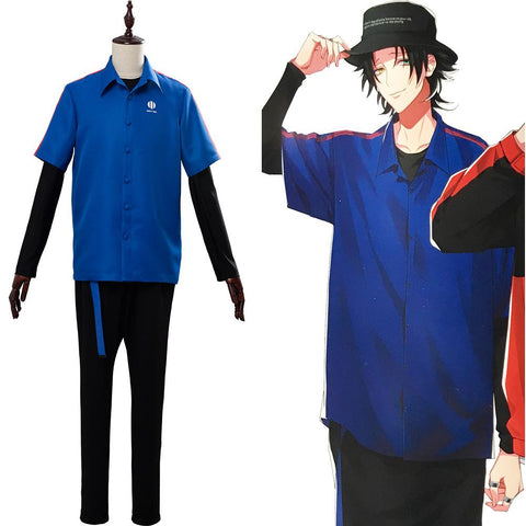 DRB Division Rap Battle Yamada Nirou Disguised Ver. Cosplay Costume
