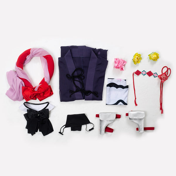 Fate/Grand Order FGO Osakabehime Swimsuit Cosplay Costume