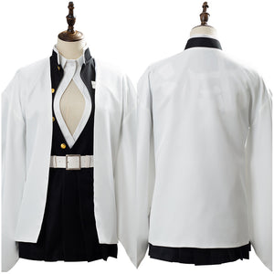 Demon Slayer: Kimetsu no Yaiba Kanroji Mitsuri Suit Cosplay Costume