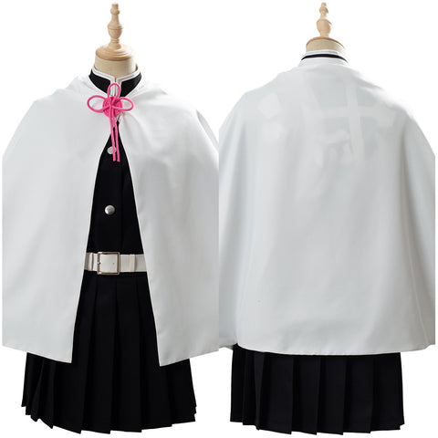 Demon Slayer: Kimetsu no Yaiba Tsuyuri Kanawo Uniform Cosplay Costume