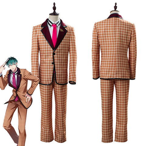 Division Rap Battle DRB Hypnosis Mic Nurude Sasara Tragic Comedy Outfit Cosplay Costume