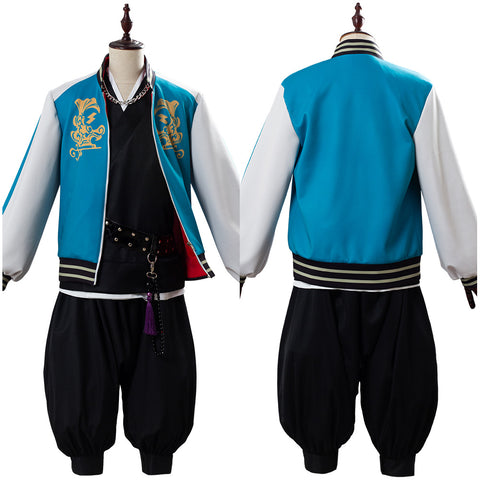 Evil Monk Division Rap Battle DRB Cosplay Hypnosis Mic Kuko Harai Uniform Cosplay Costume
