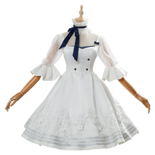Fate/Grand Order Saber Uniform Cosplay Costume