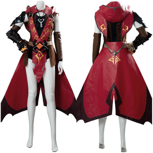 OW Game Overwatch Ashe Suit Cosplay Costume