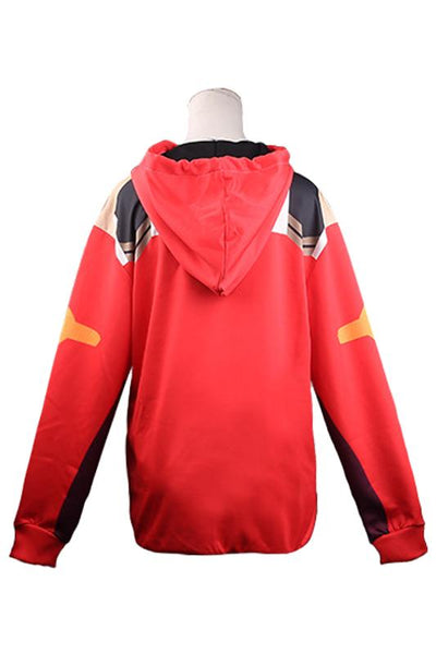 DARLING in the FRANXX Pullover Hoodie Zero Two Red Hoodie