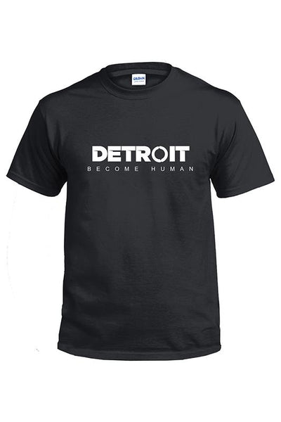 Video Game Detroit: Become Human Logo T-shirt