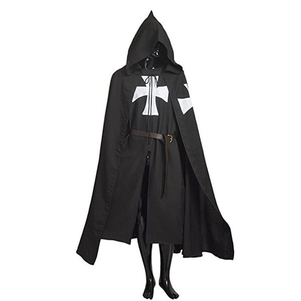 Order of the Knights Templar Outfit Cosplay Costume
