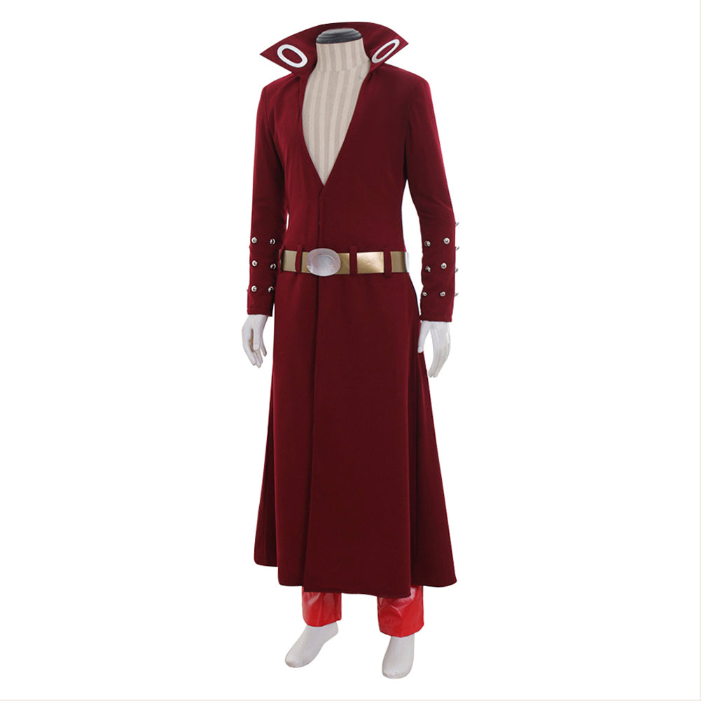 The Seven Deadly Sins Ban Cosplay Costume