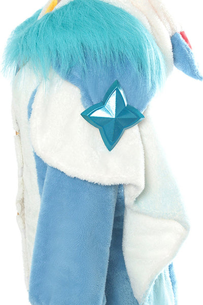 League of Legends Ezreal Pajama Guardian Cosplay Costume