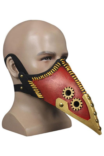 My Hero Academia Boku no Hero Overhaul Kai Chisaki Cosplay Mask Props