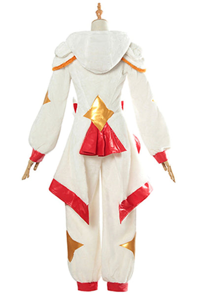 League of Legends Miss Fortune Cosplay Costume Pajama Star Guardian Female Pajama