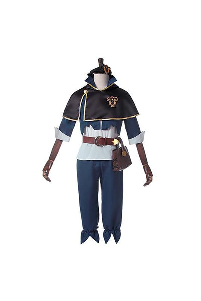 Anime Black Clover Asta Magic Knight Outfit Cosplay Costume