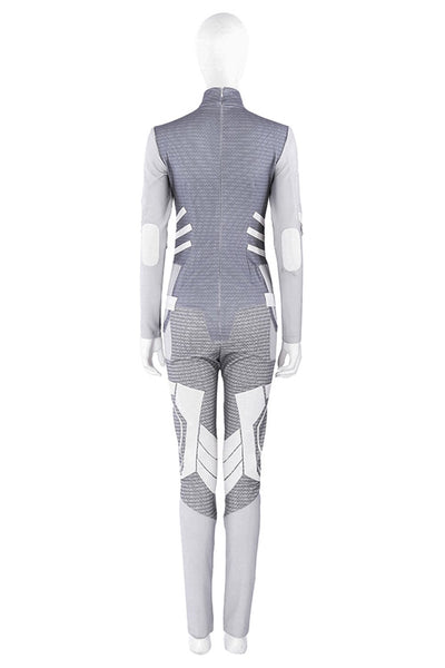 Ant-Man and the Wasp Ghost Outfit Cosplay Costume
