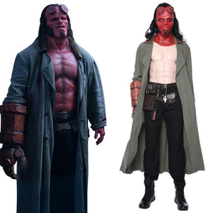 Hellboy: Rise of the Blood Queen Cosplay Costume