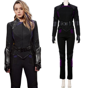 Marvel Agents of S.H.I.E.L.D. Season 6 Daisy Johnson Cosplay Costume