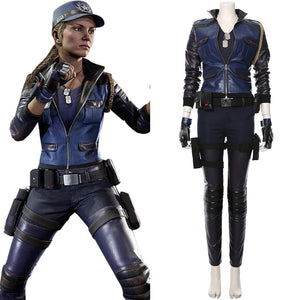 Mortal Kombat 11 Sonya Suit Cosplay Costume