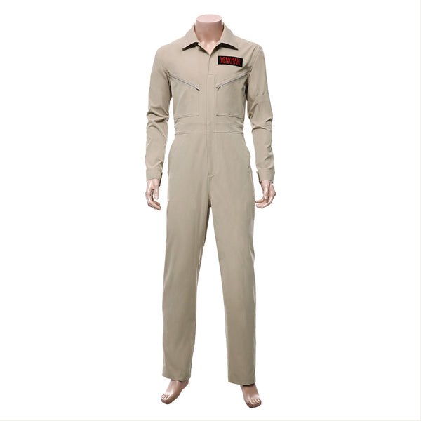 Stranger Things Season 2 Ghost Busters Team Jumpsuit Cosplay Costume