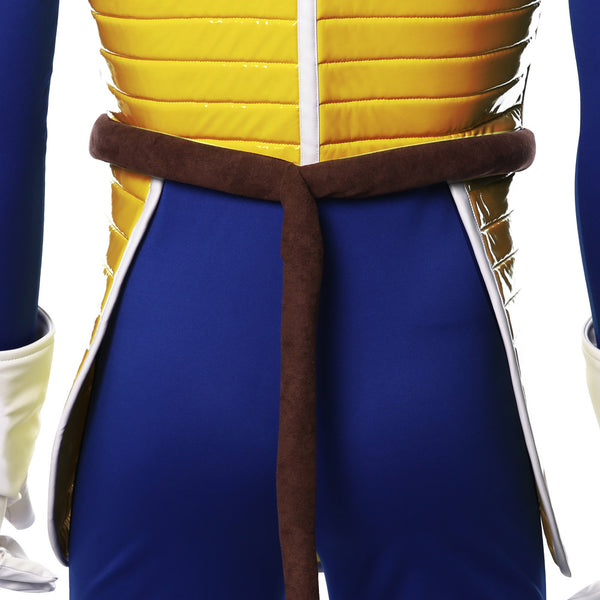Dragon Ball Z Vegeta Dragonball Suit Cosplay Costume