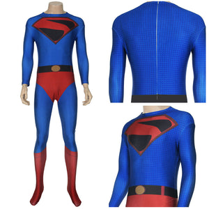 Superman Legends of Tomorrow Season 5 Cosplay Costume